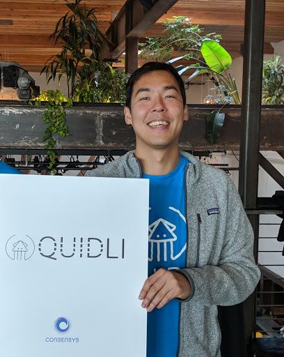Today I work on Quidli to help globally remote companies and communities offer crypto-based perks to their distributed team members.