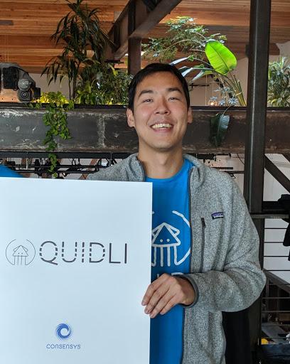Justin Ahn, Co-founder, Quidli