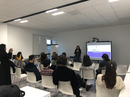 """Feb 2020: I joined the Portugal cohort of Grow Remote and attended their """"Town Taster"""" program in Evora."""