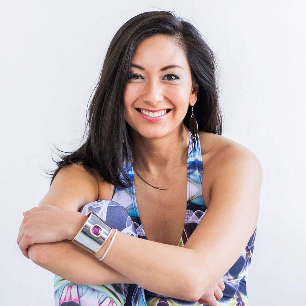 Sammi, opera singer turned wellness guru, now forging a mindful path in the tech world as the Director of Community Relations for the #1 Flow State app.